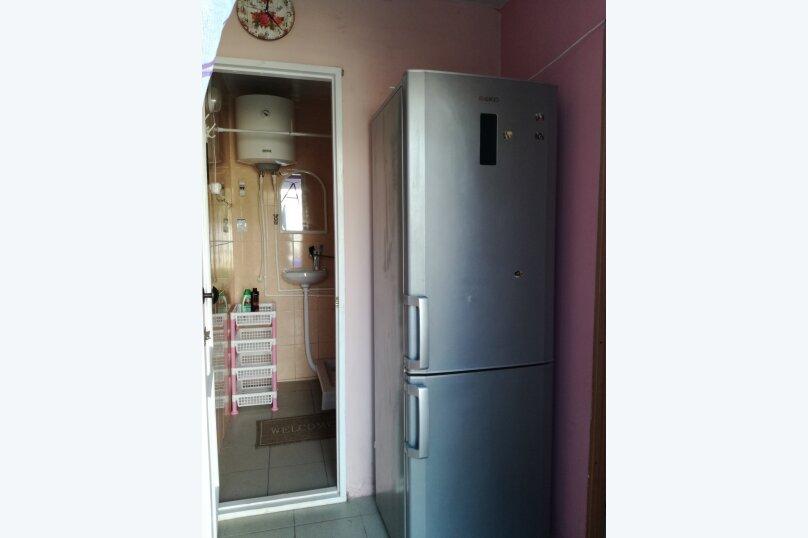 Дом 2-х комнатный на семью 5 чел/компанию  5 человек., 35 кв.м. на 5 человек, 2 спальни, Таманская улица, 114, Ейск - Фотография 10