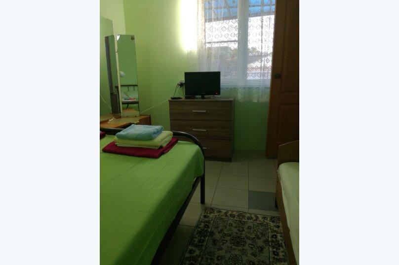 Дом 2-х комнатный на семью 5 чел/компанию  5 человек., 35 кв.м. на 5 человек, 2 спальни, Таманская улица, 114, Ейск - Фотография 19