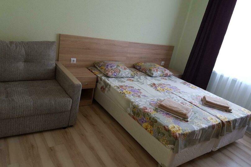 Семейный 2-х комнатный номер, Революционная улица, 63, Кабардинка - Фотография 3