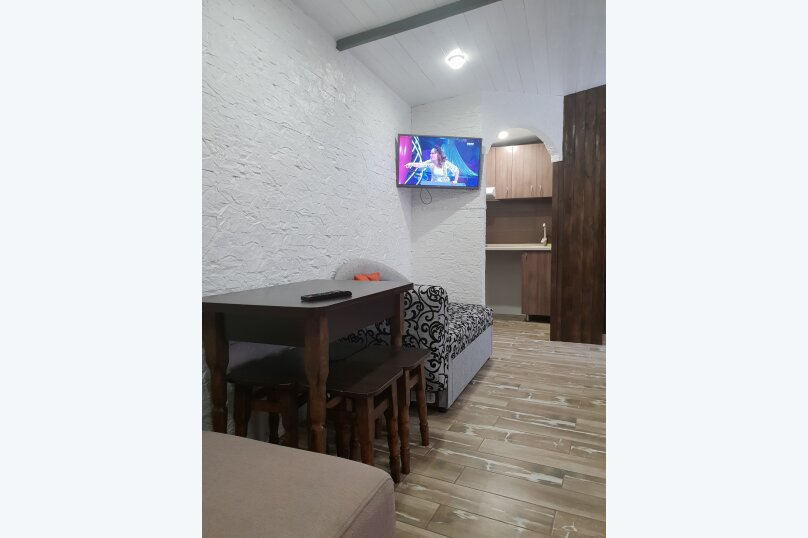 Домик в волшебном  Гурзуфе на 3 человека, 1 спальня, Санаторная улица, 3, Гурзуф - Фотография 3