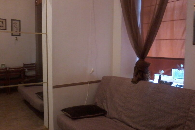 1-комн. квартира, 30 кв.м. на 4 человека, улица Тучина, 16, Евпатория - Фотография 2