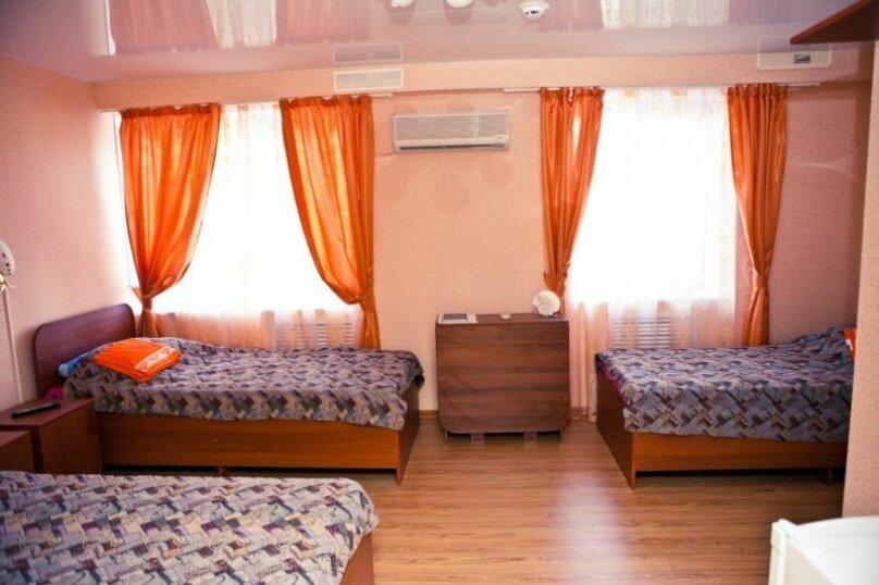 Гостиничный номер стандарт трехместный, улица Рокоссовского, 56, Волгоград - Фотография 2
