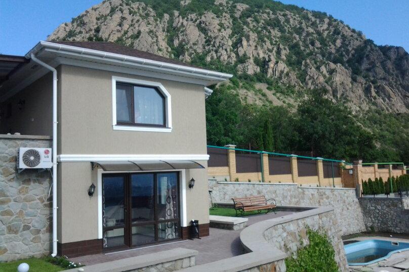 Гостевой дом, 48 кв.м. на 4 человека, 1 спальня, Гайдара, 5, Гурзуф - Фотография 1