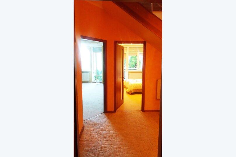 Коттедж в закрытом комплексе  в 20 шагах от моря, 120 кв.м. на 6 человек, 3 спальни, 2-я линия, 57, Ялта - Фотография 11