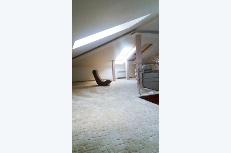 Коттедж в закрытом комплексе  в 20 шагах от моря, 120 кв.м. на 6 человек, 3 спальни, 2-я линия, 57, Ялта - Фотография 17