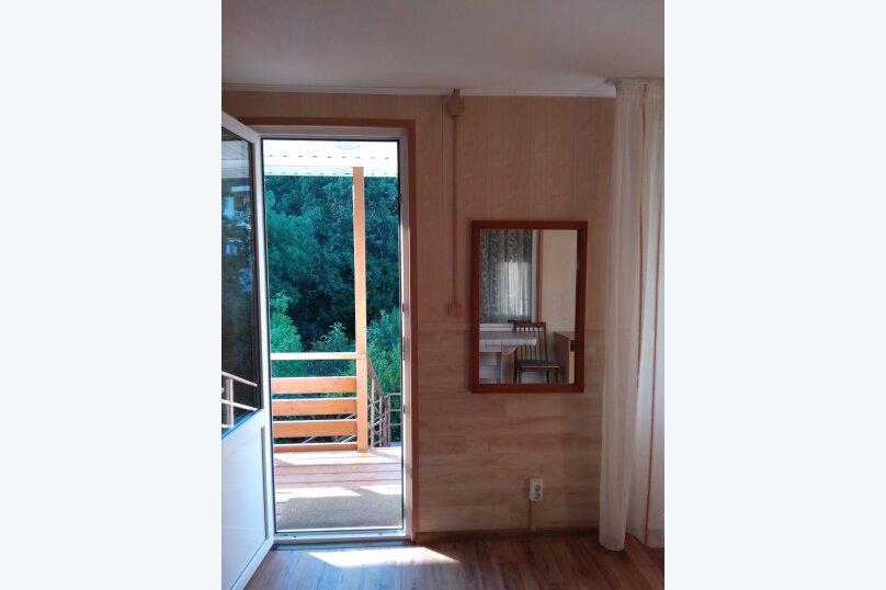 Гостевой дом в 10 минутах от моря с балконами, улица Ленина, 33/2 на 2 комнаты - Фотография 44