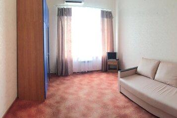 1-комн. квартира, 25 кв.м. на 4 человека, Поликуровская улица, 2А, Ялта - Фотография 1