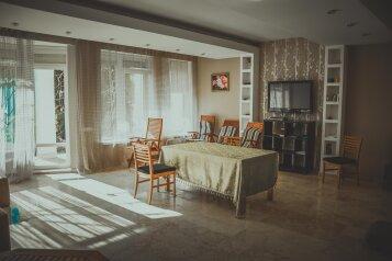 Коттедж в закрытом комплексе  в 20 шагах от моря, 120 кв.м. на 5 человек, 3 спальни, 2-я линия, Ялта - Фотография 4