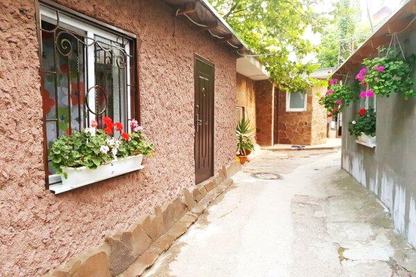 Домик в волшебном  Гурзуфе на 3 человека, 1 спальня, Санаторная улица, 3, Гурзуф - Фотография 1