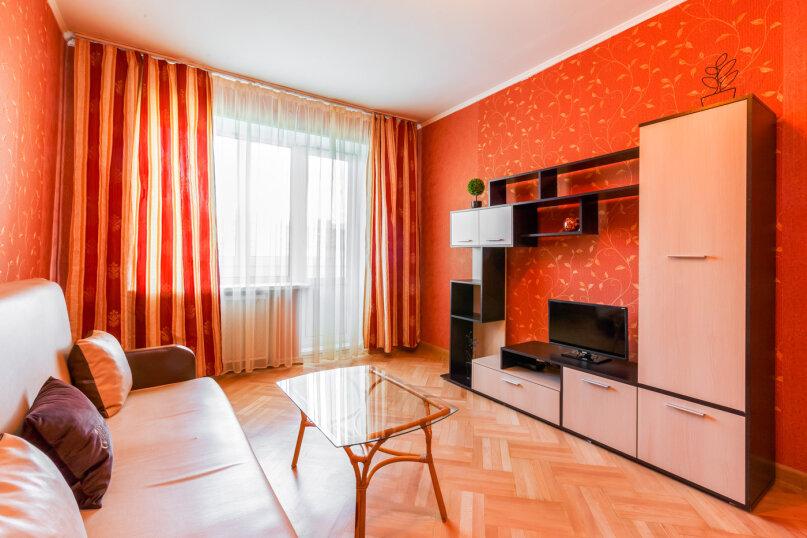 3-комн. квартира, 64 кв.м. на 6 человек, Большая Дорогомиловская улица, 16, Москва - Фотография 5