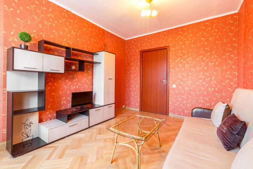 3-комн. квартира, 64 кв.м. на 6 человек, Большая Дорогомиловская улица, 16, Москва - Фотография 7