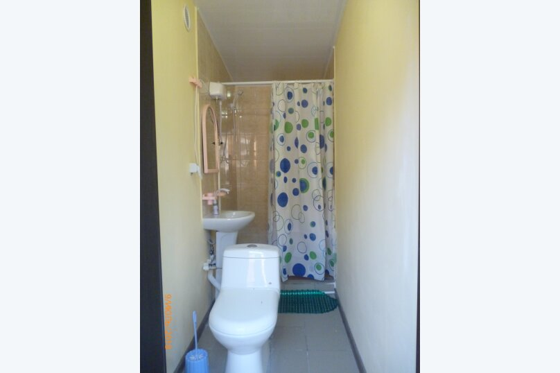 Дом, 32 кв.м. на 4 человека, 1 спальня, улица Калинина, 96, Ейск - Фотография 3
