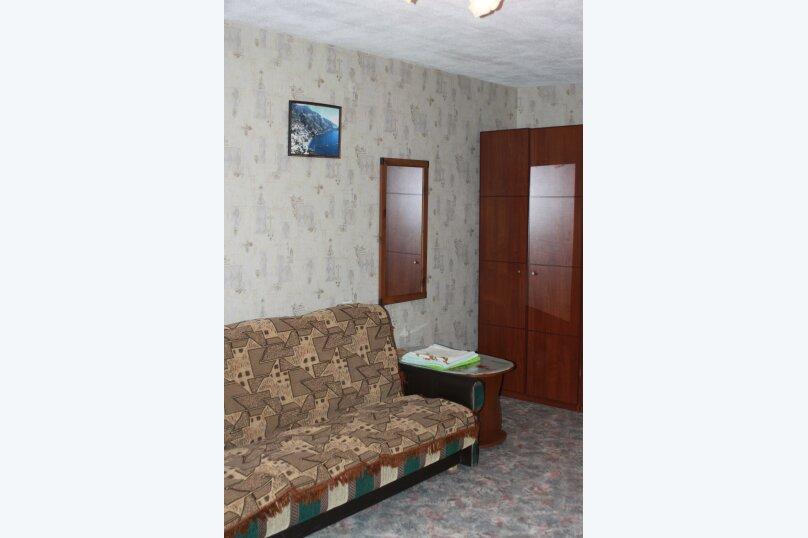 1-комн. квартира, 36 кв.м. на 4 человека, Долинный переулок, 15А, Коктебель - Фотография 5