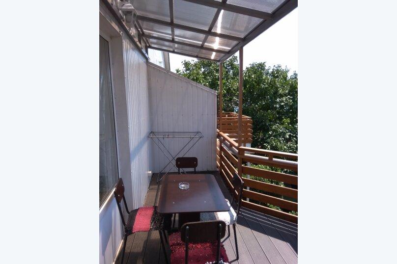 Гостевой дом в 10 минутах от моря с балконами, улица Ленина, 33/2 на 2 комнаты - Фотография 33