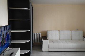 1-комн. квартира, 37 кв.м. на 4 человека, улица Сырникова, Мирный - Фотография 3