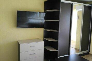 1-комн. квартира, 34 кв.м. на 4 человека, улица Сырникова, Мирный - Фотография 3