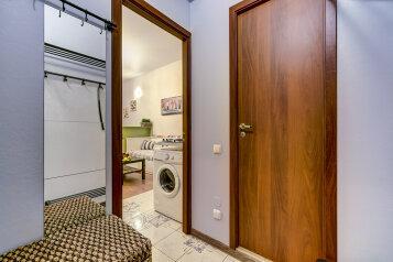 1-комн. квартира, 27 кв.м. на 4 человека, Социалистическая улица, Санкт-Петербург - Фотография 2