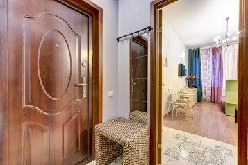 1-комн. квартира, 27 кв.м. на 4 человека, Социалистическая улица, Санкт-Петербург - Фотография 3