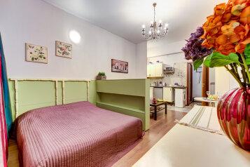1-комн. квартира, 27 кв.м. на 4 человека, Социалистическая улица, 13, Санкт-Петербург - Фотография 1