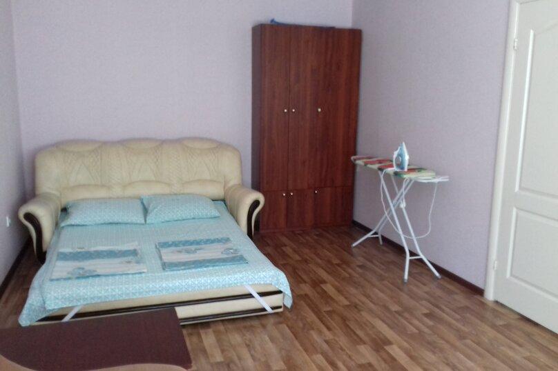 1-комн. квартира, 40 кв.м. на 4 человека, улица Пупко, 8, Новороссийск - Фотография 7