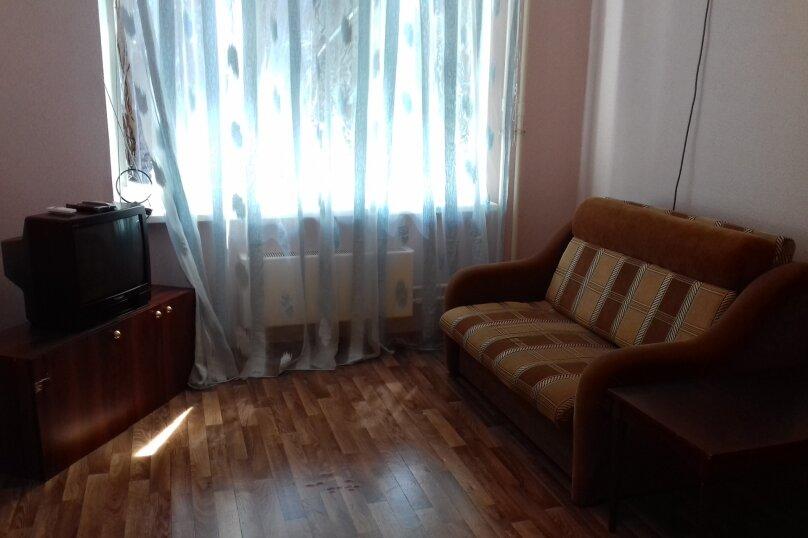 1-комн. квартира, 40 кв.м. на 4 человека, улица Пупко, 8, Новороссийск - Фотография 8