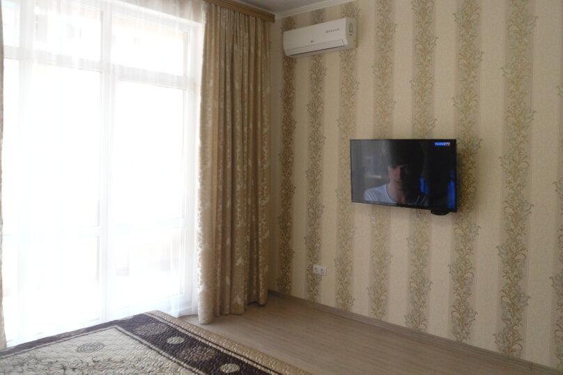 1-комн. квартира, 50 кв.м. на 3 человека, улица Гоголя, 7к1, Геленджик - Фотография 5