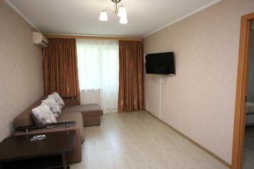 2-комн. квартира, 40 кв.м. на 4 человека, бульвар Старшинова, Феодосия - Фотография 1