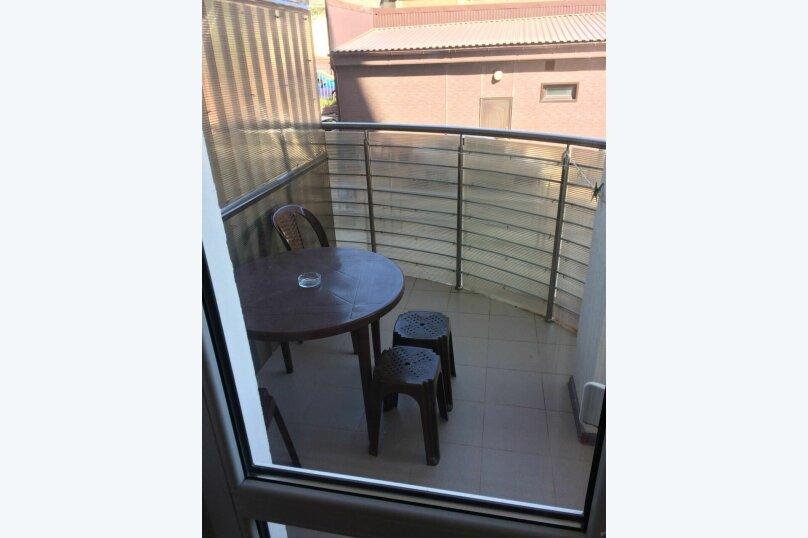 1-комн. квартира, 33 кв.м. на 5 человек, Портовая улица, 14, Джубга - Фотография 2