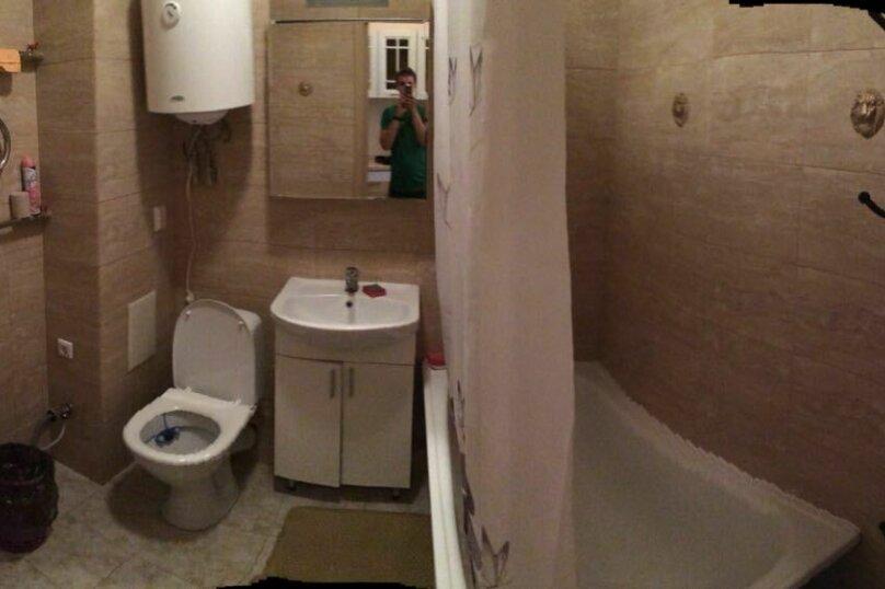 1-комн. квартира, 33 кв.м. на 5 человек, Портовая улица, 14, Джубга - Фотография 3
