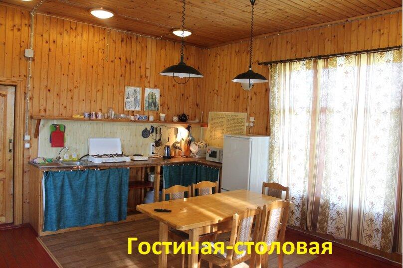 Дом, 80 кв.м. на 8 человек, 3 спальни, деревня Тарасово, 6, Осташков - Фотография 11