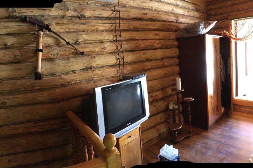 """Дом, 120 кв.м. на 4 человека, 1 спальня, ул. Солнечная,ТО """"Чайка"""", 1, Бетта - Фотография 14"""