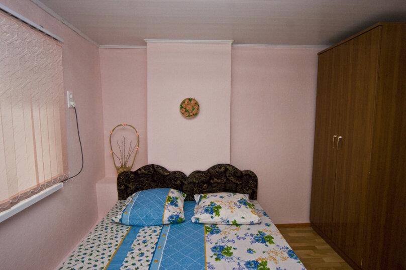 2-х комнатный номер, улица Космонавтов, 9, Голубицкая - Фотография 5