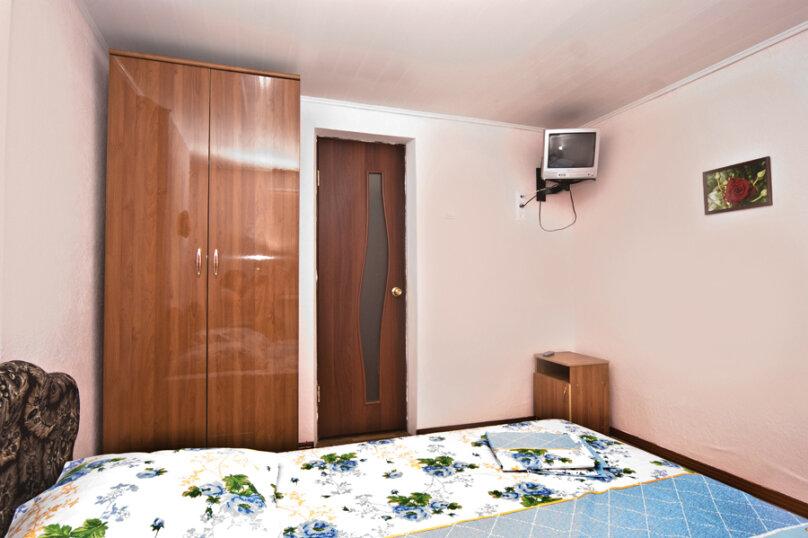 2-х комнатный номер, улица Космонавтов, 9, Голубицкая - Фотография 7