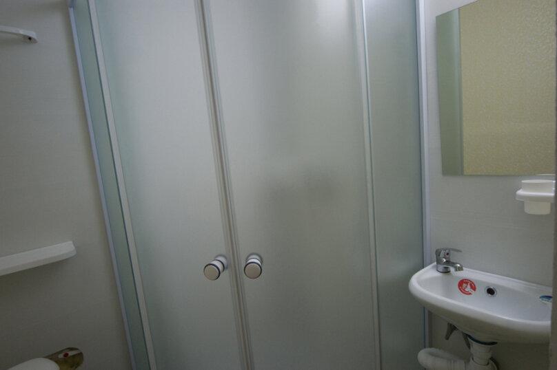2-х комнатный номер, улица Космонавтов, 9, Голубицкая - Фотография 8
