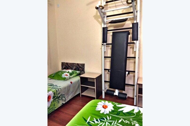 Полулюкс 3-х местный + 1 доп. 1 этаж, Садовая улица, 50, Береговое, Феодосия - Фотография 6