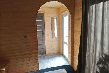 Деревянный маленький домик на берегу моря, 14 кв.м. на 2 человека, 1 спальня, улица Герцена, 25, Геленджик - Фотография 3