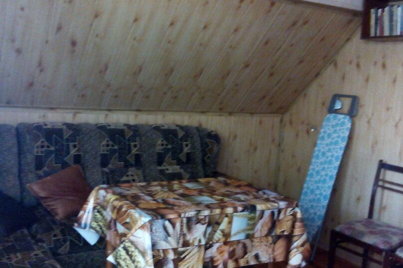 Номер с балконом и кухней, 35 кв.м. на 4 человека, 1 спальня, Десантникв, 22, Коктебель - Фотография 3