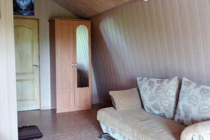 Номер с балконом и кухней, 35 кв.м. на 4 человека, 1 спальня, Десантникв, 22, Коктебель - Фотография 5