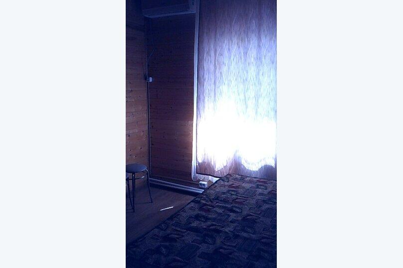 Стандарт с 1 двуспальной кроватью, улица Македонского, 36, Анапа - Фотография 1