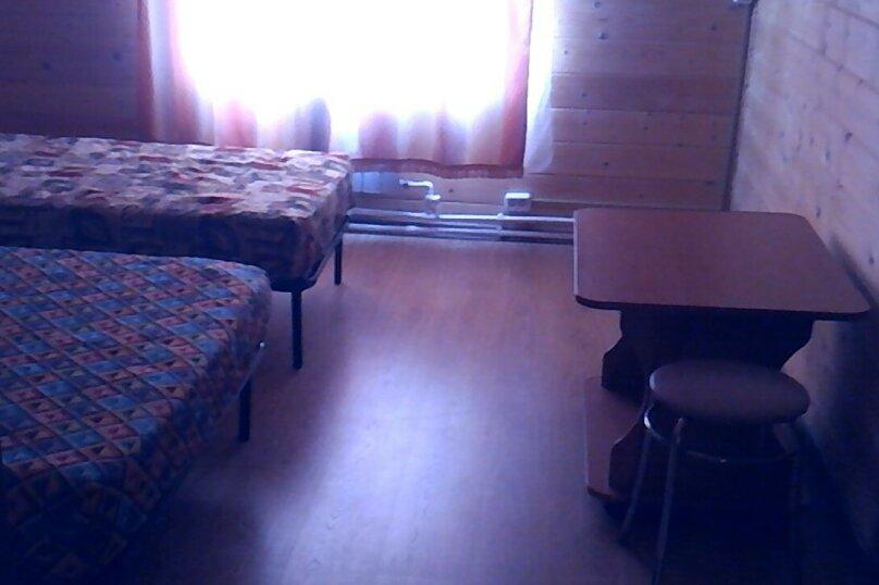 Стандарт с кроватью 120 см и односпальной 90*190см, улица Македонского, 36, Анапа - Фотография 1
