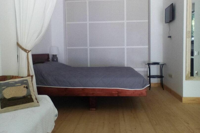 Отдельный новый домик со своим двором и парковкой, Водовозовых, 2 на 1 комнату - Фотография 12