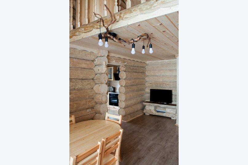 Двухэтажный дом на 7 человек, Набережная улица, 55, Медвежьегорск - Фотография 2