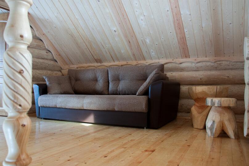 Двухэтажный дом на 7 человек, Набережная улица, 55, Медвежьегорск - Фотография 6