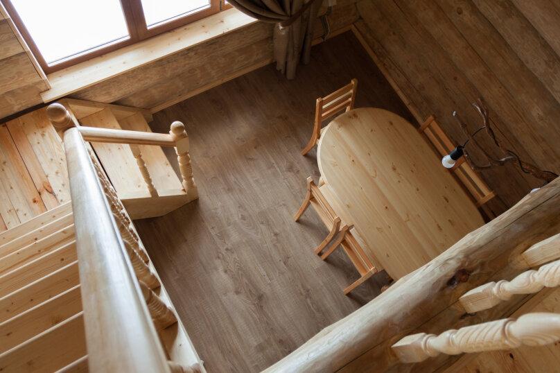 Двухэтажный дом на 7 человек, Набережная улица, 55, Медвежьегорск - Фотография 7