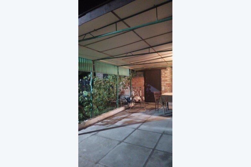 Дом, 60 кв.м. на 4 человека, 3 спальни, улица Павлова, 28, Ейск - Фотография 16