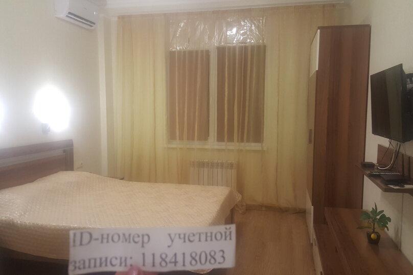 1-комн. квартира, 43 кв.м. на 4 человека, Крымская улица, 19М, Геленджик - Фотография 1