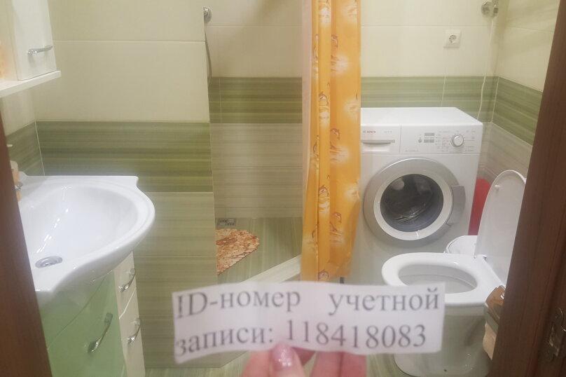 1-комн. квартира, 43 кв.м. на 4 человека, Крымская улица, 19М, Геленджик - Фотография 3