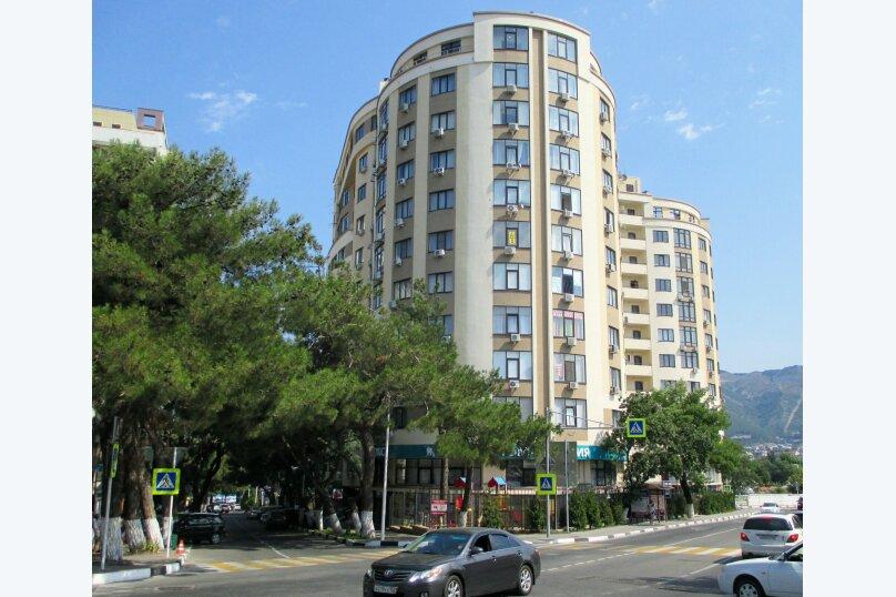 2-комн. квартира, 80 кв.м. на 6 человек, Приморская улица, 1, Геленджик - Фотография 12