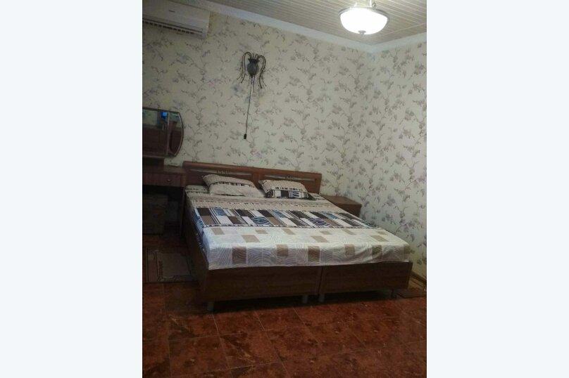 VIP Коттедж с кухней и бассейном, 80 кв.м. на 4 человека, 1 спальня, улица Ленина, 131, Кучугуры - Фотография 5