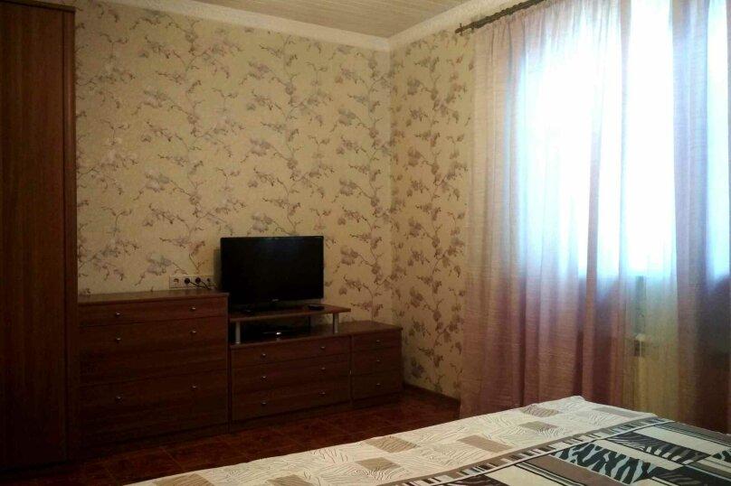 VIP Коттедж с кухней и бассейном, 80 кв.м. на 4 человека, 1 спальня, улица Ленина, 131, Кучугуры - Фотография 6